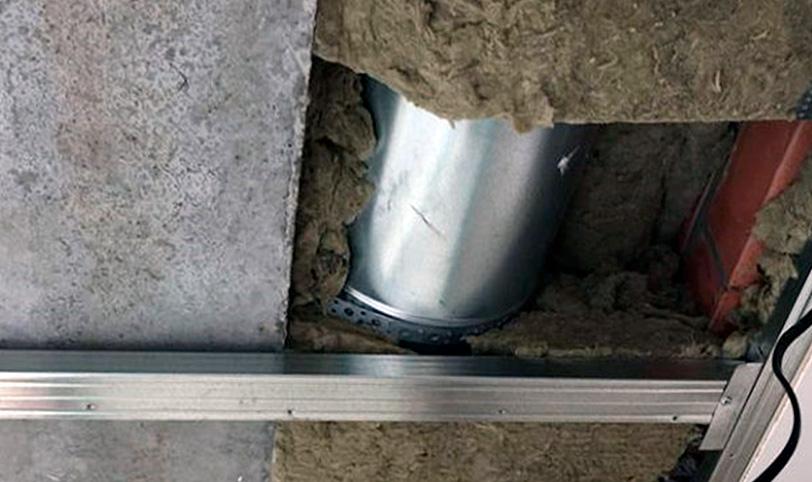 звукоизоляция вентиляционных воздуховодов